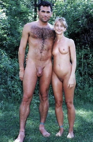Paare privat nackte Pärchen