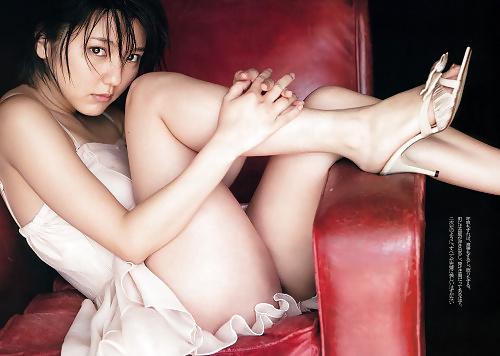 Japanische Schönheiten in kostenlose Nacktbildern mit kleine Brüsten - Bild 7