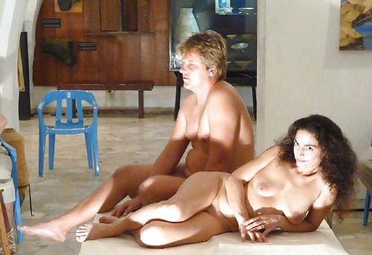 Sexy reife Modell aus Izrael in Sexbildern - Bild 4