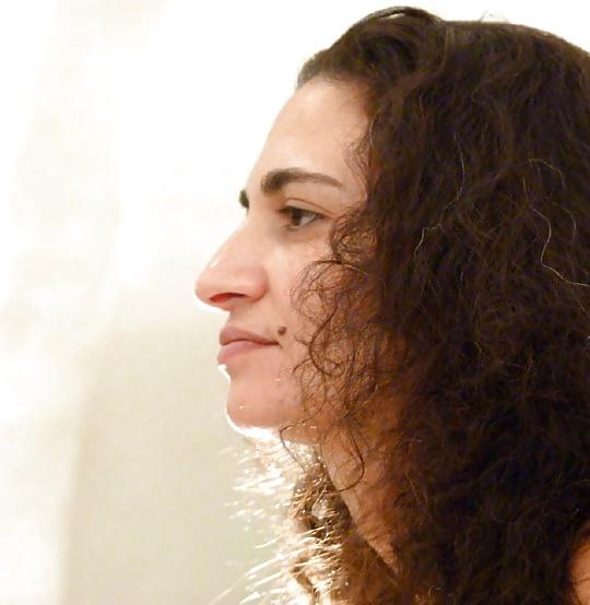 Sexy reife Modell aus Izrael in Sexbildern - Bild 7