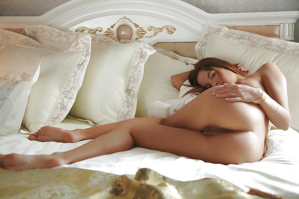 Morgens Bildern aus schöne Brünette kostenlos - Bild 4