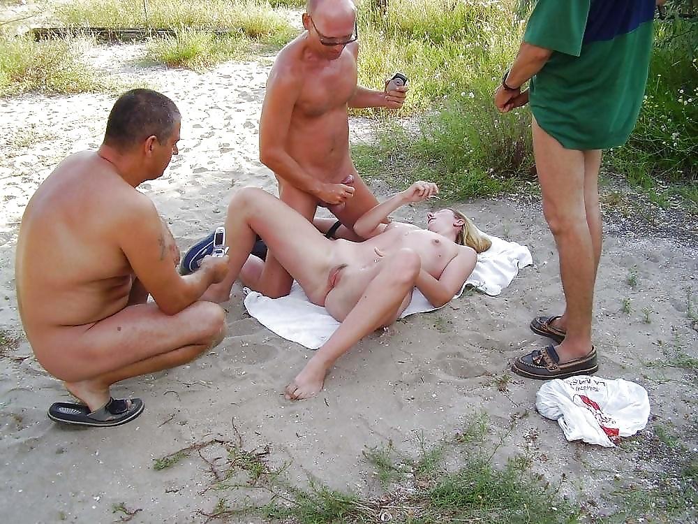 Sex neben dem Ufer, Gratis Bildern aus Oralsex - Bild 10