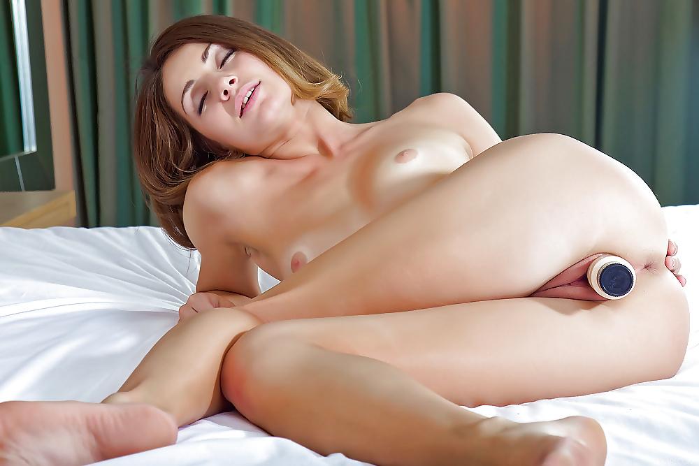 Amateure masturbation von Mädchen - Bild 5