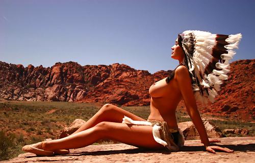 Bildern aus natürliche und große Brüsten - Bild 8